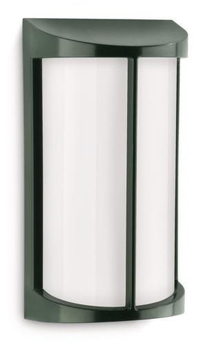 PHILIPS 17229 Ecomoods wall lantern green 1x23W 2