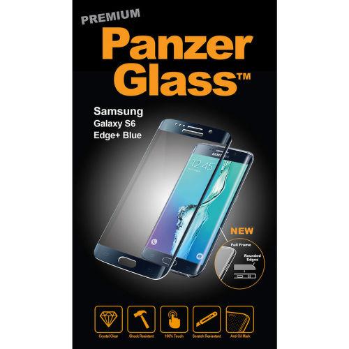PANZERGLASS Premium G S6 Edge+, Black