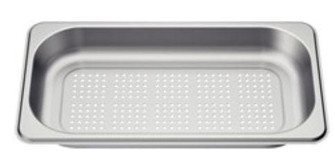 Bosch HEZ36D163G, dierovaná parná nádoba veľkosti S