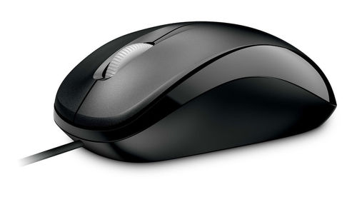 MICROSOFT L2 Compact Optical Mouse 500 USB Black