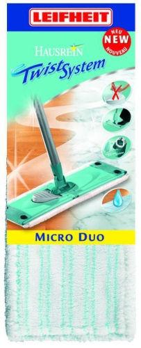 LEIFHEIT 55320 TWIST Micro Duo, náhradný návlek k mopu