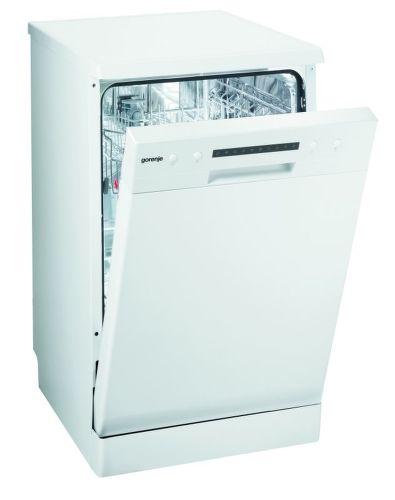 GORENJE GS52115W, biela umývačka riadu