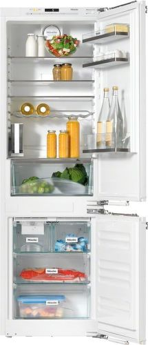 MIELE KFN 37452 iDE, Vstavaná kombinovaná chladnička