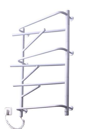 ELNA E9B, biely kúpeľňový radiátor