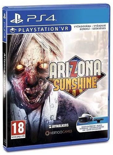 SONY Arizona Sunshine, PS4 hra_01