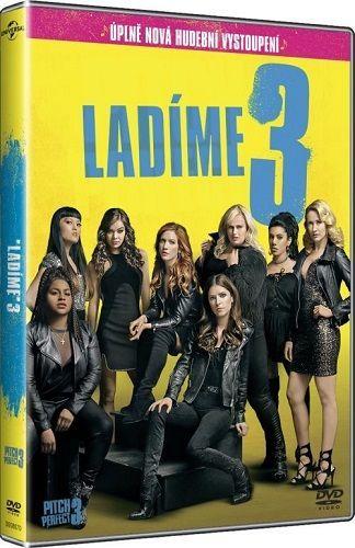 Ladíme 3, DVD film_01