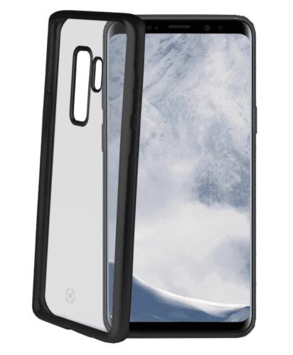 Celly Laser puzdro pre Galaxy S9, čierne