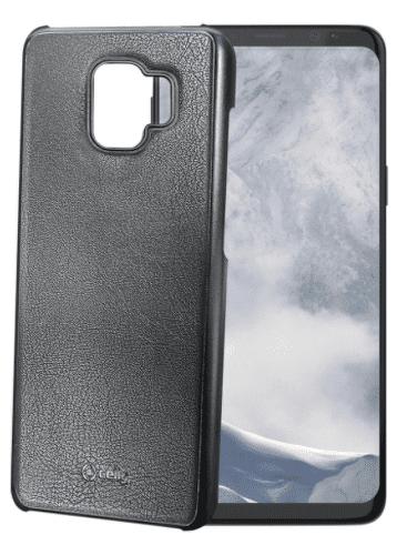 Celly Ghost puzdro pre Galaxy S9, čierne