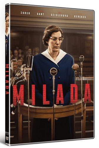 Milada, DVD film_01