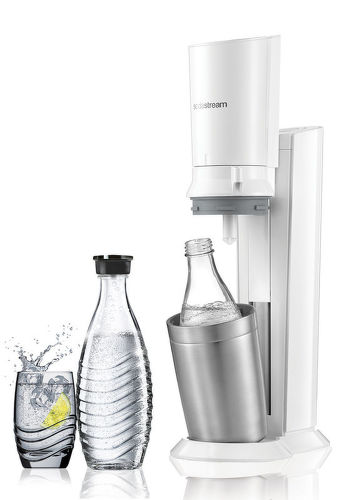 Sodastream Crystal White