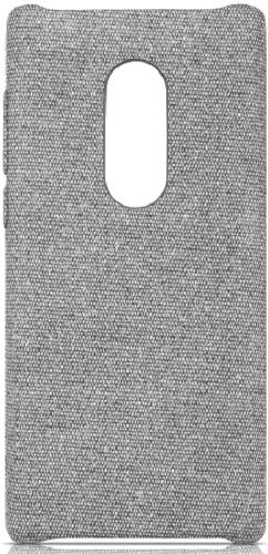 Alcatel 5 Textile Case Back View 1