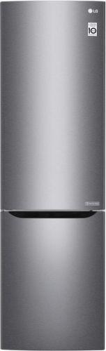 LG GBP20DSCFS, nerezová kombinovaná chladnička