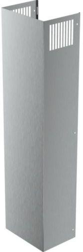 BOSCH DWZ0AX5K0, Predĺženie komína