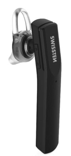 Swissten UL-9 Bluetooth handsfree, čierna