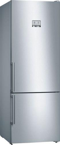BOSCH KGN56HI3P, nerezová smart kombinovaná chladnička