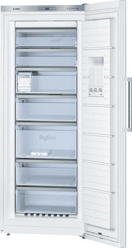 Bosch GSN54AW45, biela skriňová mraznička
