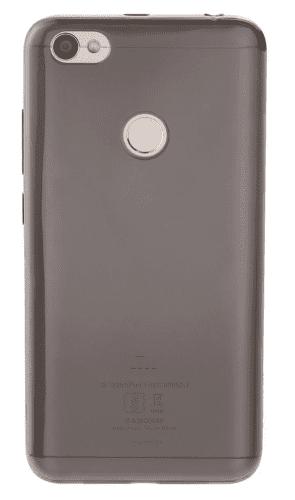 Xiaomi Soft puzdro pre Xiaomi Redmi Note 5A Prime, transparentné