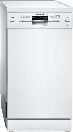 CONSTRUCTA CP4A54S2, biela umývačka riadu