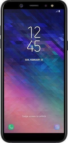 SAMSUNG Galaxy A6 18 BLK