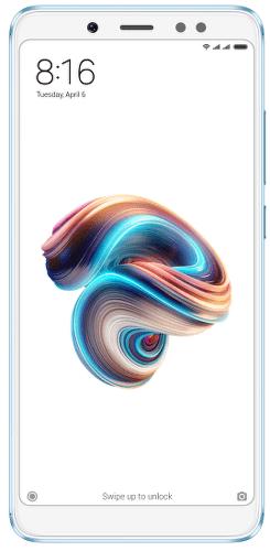 Xiaomi Redmi Note 5 64GB modrý