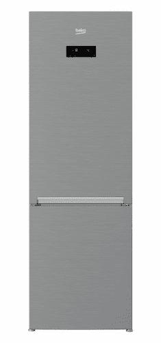 Beko RCNA 400 E40ZX nerezová kombinovaná chladnička