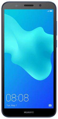 Huawei Y5 2018 modrý