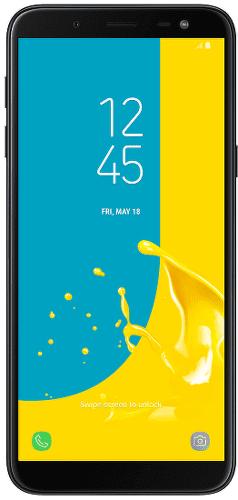 Samsung Galaxy J6 Dual SIM 32GB čierny