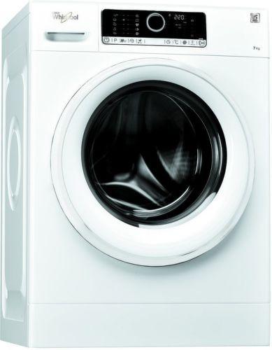 WHIRLPOOL FSCR 70413, biela práčka plnená spredu