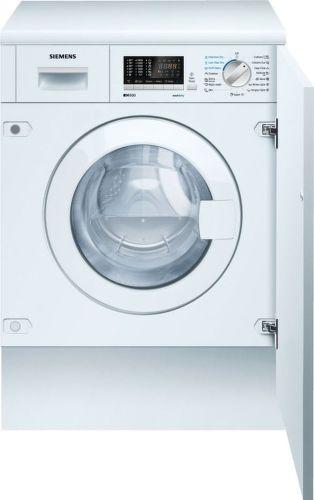 Siemens WK14D541EU - vstavaná práčka so sušičkou