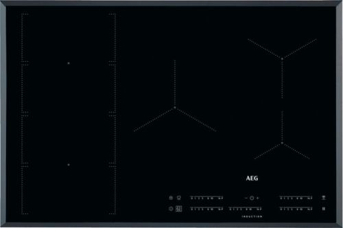 AEG Mastery FlexiBridge IKE85471FB, čierna indukčná varná doska