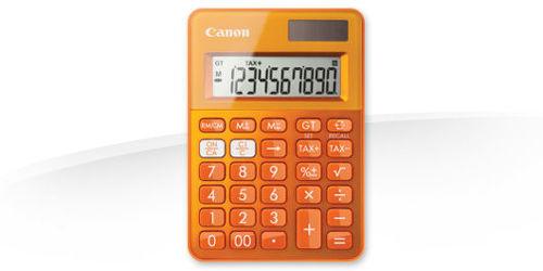 Canon LS-100K oranžová