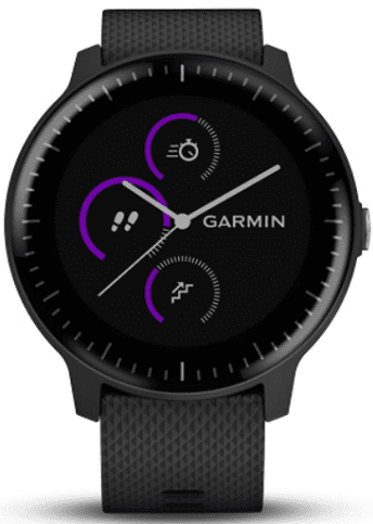 GARMIN vívoActive3 Music, čierna