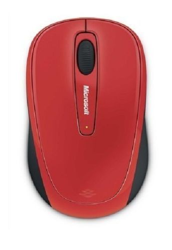 MICROSOFT L2 Wireless Mobile Mouse 3500 Fl (červená) - myš