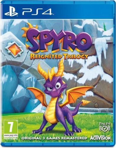 Spyro Trilogy Reignited PS4