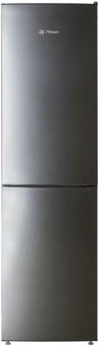 ROMO RCA361TA++, antracitová kombinovaná chladnička