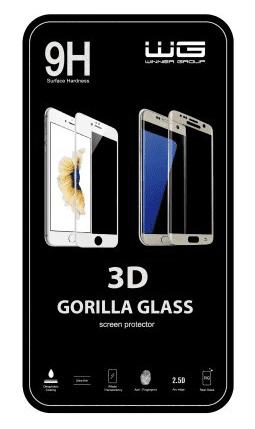Winner ochranné tvrdené sklo Xiaomi Redmi 5 3D, biele