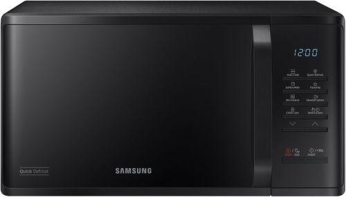 SAMSUNG MS23K3513AK EO, čierna mikrovlnná rúra