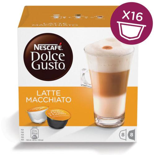 NESCAFÉ® Dolce Gusto® Latte Macchiato