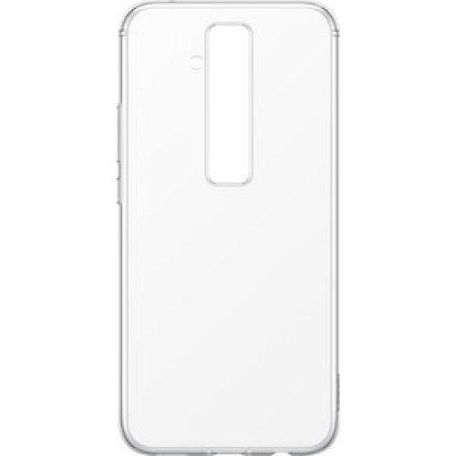 Huawei TPU puzdro pre Huawei Mate 20 Lite, transparentné