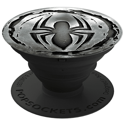 PopSockets Marvel Spiderman Monochrome