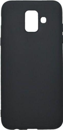 Mobilnet gumené puzdro pre Samsung Galaxy A6, čierne