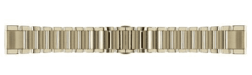 Garmin QuickFit 20 kovový remienok, zlatý
