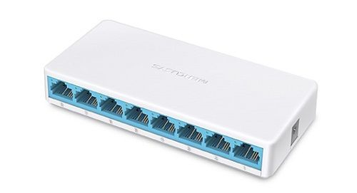 Mercusys MS108 8-Port 10/100Mbps