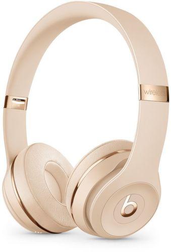 Beats Solo3 Satin Gold