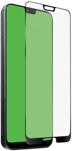SBS 4D tvrdené sklo pre Huawei P20 s aplikátorom, čierna