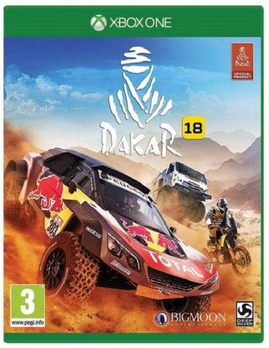 Dakar 18 - XBox One hra