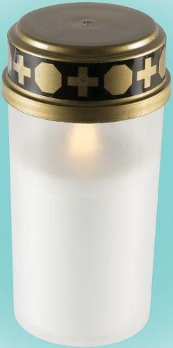 Somogyi CDP 12/WH LED sviečka biela