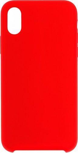 Winner Liquid silikónové puzdro pre Apple iPhone Xr, červené
