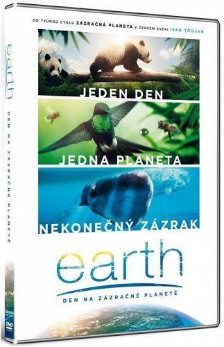 Earth: Den na zázračné planetě - DVD film