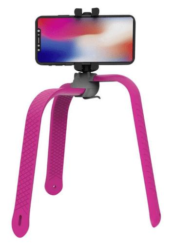 Zbam 3POD flexibilný držiak, ružová